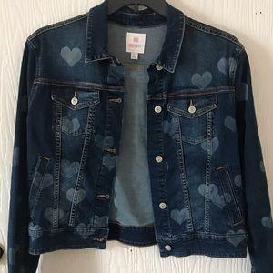 LulaRoe Harvey jean jacket